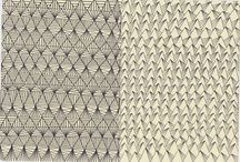 Arts & Crafts : Patterns for textile and wallpaper