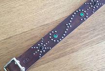 Western belts design