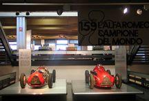 Alfa Museum Milano / Alfa Romeo