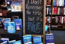 Library book displays