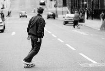 Skatin' / Skateboard / by Kevin Gundestrup