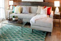 Bam.  New furnishings