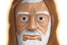 Abatons Star Wars / Abatons Star Wars Panini 2015 Totems