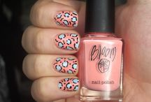Cute Nails / by Pam Whitlow