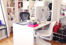 Home - Office / by Michelle Bennett