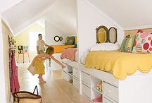 kid's room / by Stephanie Singley