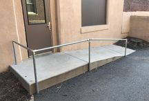 Handicap Ramp | Concrete