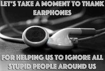 Earphone quotes