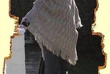 Dramatic knits