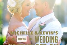 Featured Real Wedding: Michelle & Kevin / Want to see a gorgeous Vizcaya wedding photographed by the talented  Charleton Churchill Photography? Head over to the blog NOW to check out  Michelle & Kevin's beautiful big day -  http://www.realweddingsmag.com/real-weddings-wednesday-presenting-michelle-kevin/