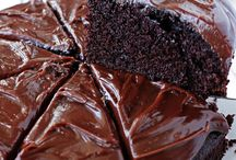 Çukulatalı kek