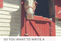 Writing and Novels / Writing tips and tricks for novelists.
