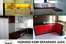 kitchen set ciputat