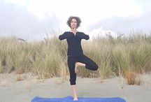 Yoga Postures / A selection of popular Yoga Postures - Asanas