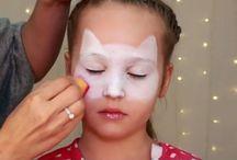 Maquillage Enfant Fete