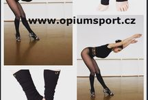 Let's dance with Opium Socks / Movie time