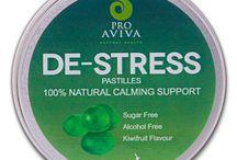 Aviva De-stress / 100 ways to de-stress in New Zealand