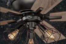 hall ceiling fan