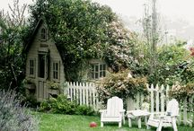 Quaint Cottages / Charming little homes / by Lynn Howard