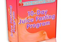 Radiance Central Products / Natural Health, Diet & Lifestyle Programs by Natasha St. Michael:  - 10 Day Juice Fasting Program  - 7 Day Raw Food Cleanse  - 7 Day Whole Food Challenge - Top 10 Secrets To Beautiful Skin  - Personalized Telephone Coaching