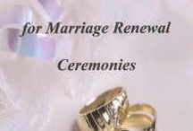 wedding renewal / by Samya Santos