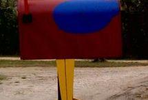 Mailboxes / by Vern Bishop