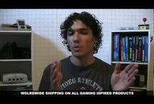 Retro Video Game Stuff / Retro Video Game Stuff I Like
