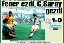 1960-1980 FENERBAHÇE FUTBOL TAKIMI