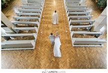 Wedding Ceremonies | Jurgita Lukos Photography / Wedding Ceremony from weddings as photographed by Jurgita Lukos www.jurgitalukos.com #WeddingCeremony #DowntheIsle #ChurchCeremony #SantuokosCeremonija #CeremonijaBažnyčioj  #VestuviuFotografas
