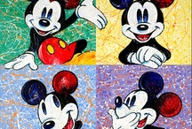mickey mouse / by Debbie Cain