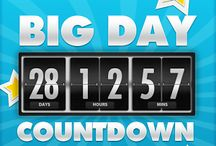 Countdown App for Android / For android User