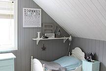 Little Boy's room / by Sarah Lucker Roussakis