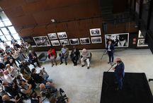 Mandela. Man of the People - opening / exhibition of dr Peter Magubane's photos, European Centre of Solidarity, Gdansk,6-06-2016