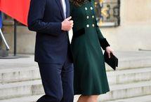 William & Catherine in Paris 2017
