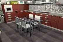 Cucina anta telaio by Consigli D'arredo / Cucine in stile moderno con anta telaio.