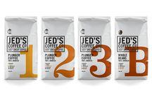 Wake me Up / Coffee Packaging Design