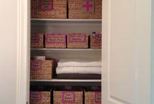 Organization / Organizing / by Britney Pulliam