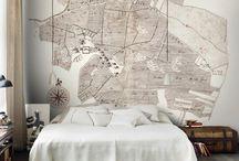Projet appart' - chambre / Idées décoration de chambre romantique et design