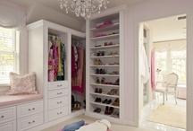 Closets / Closet makeover {Not just a place to hang clothes, but a well organized, put together space you can enjoy}