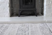 Stylish fireplaces