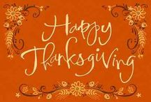 Happy Thanksgiving! ! / by Starla Skye