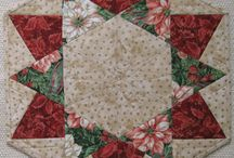 Quilt Table Topper