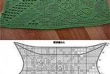 Филейное вязание