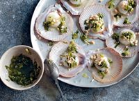 Simple shellfish recipes / With British seafood at its best right now, we are all about simple but stylish recipes to let the produce shine.