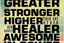 God is healer