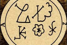 MYSTICAL UNKNOWN ALPHABETS AND WRITINGS / MYSTICAL ALPHABETS AND WRITINGS THAT NEVER BEFORE WAS IN PUBLIC