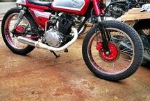 caferacer bike