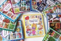 Książeczki dla dzieci / Rodzaje książeczek dla dzieci