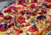 pizza oven recipe