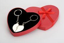 Valentinstag Geschenkideen mit Herz